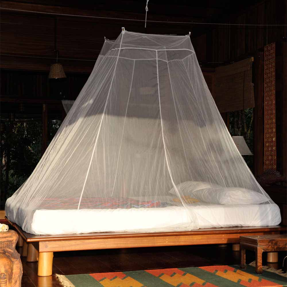 Cocoon Double Travel Mosquito Net with or without Insect Shield by Cocoon