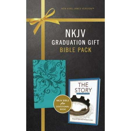 NKJV Graduation Gift Bible Pack, For Her
