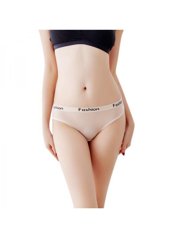 Ropalia Sexy Women G-String Underwear See Through Mesh High Waist Panties Thongs
