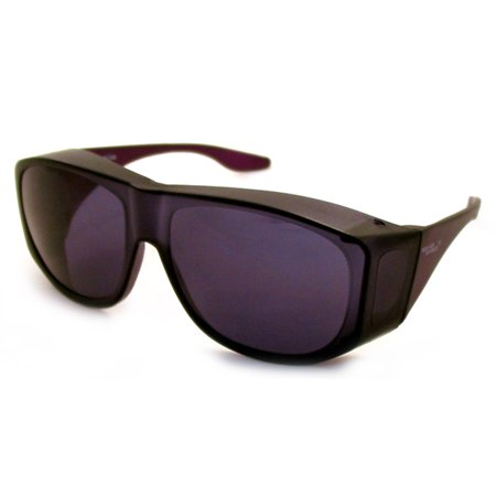 Solar Shield Fits-Over SS Polycarbonate II Sunglasses, 50-15-125mm