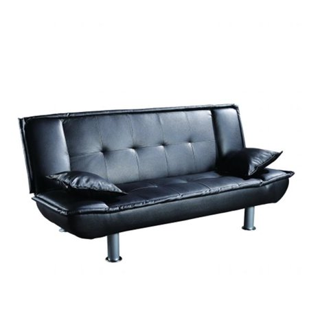 Nova Furniture Group Nf131 S Klik Klak Sofa Bed Black