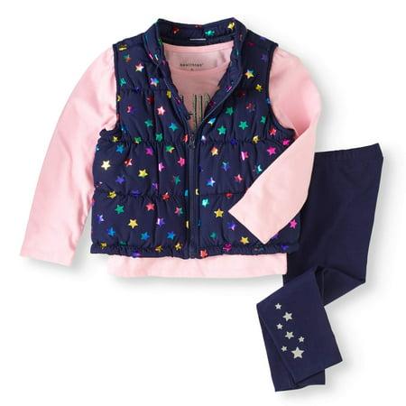 41f80b5ca Healthtex - Toddler Girls  Puffer Vest