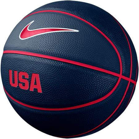 Nike Usa Soccer Training - NBA Nike USA Training Rubber Basketball - No Size