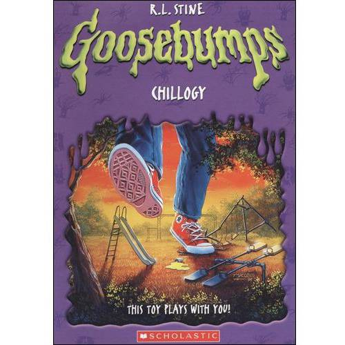 GOOSEBUMPS-CHILLOGY (DVD/1988/SAC/RE-PKG)