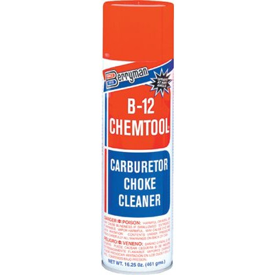 Berryman B-12 CHEMTOOL Carburetor/Choke Cleaners - 0117 SEPTLS0840117