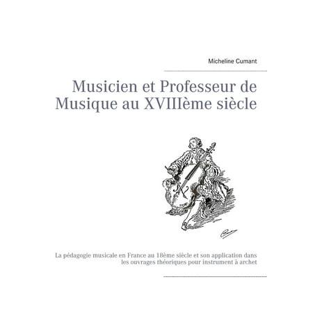 Musicien et Professeur de Musique au XVIIIème siècle - - Musique De Party D'halloween