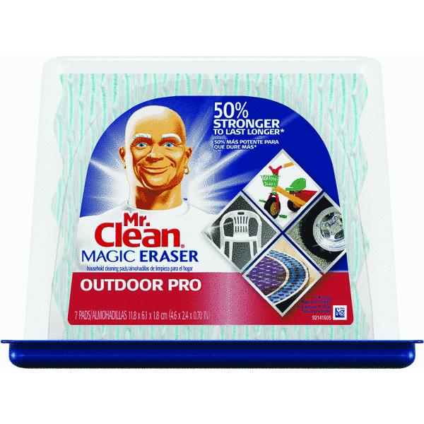 Mr. Clean Magic Eraser Outdoor Pro Cleansing Pad
