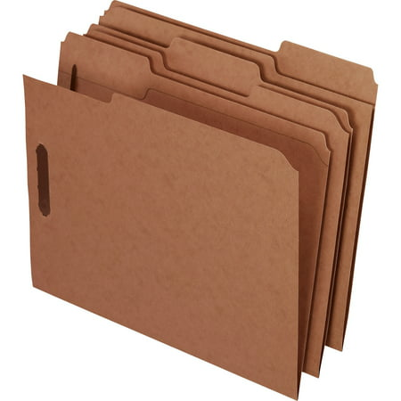 Pendaflex, PFXFK212, Kraft Fastener Folders, 50 / Box