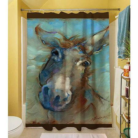 Behind the shower curtain lena paul