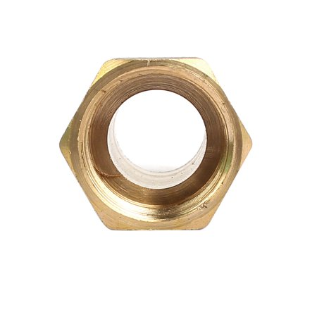 1/2BSP Female Thread 16mm Hose Barb Tube Fitting Coupler Connector Adapter - image 3 of 3