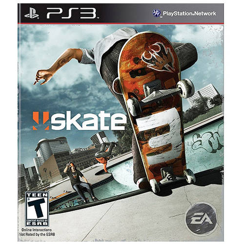 Skate 3 (PS3) - Pre-Owned