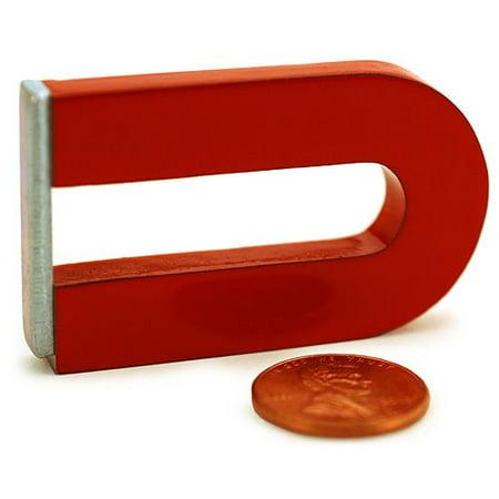 2 Inch Alnico Horseshoe Magnet