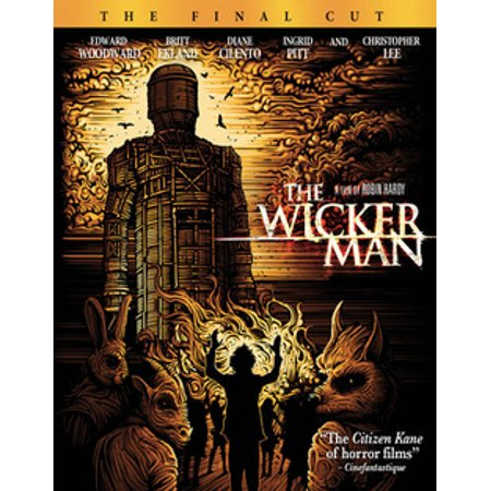 (The Wicker Man (Blu-ray))
