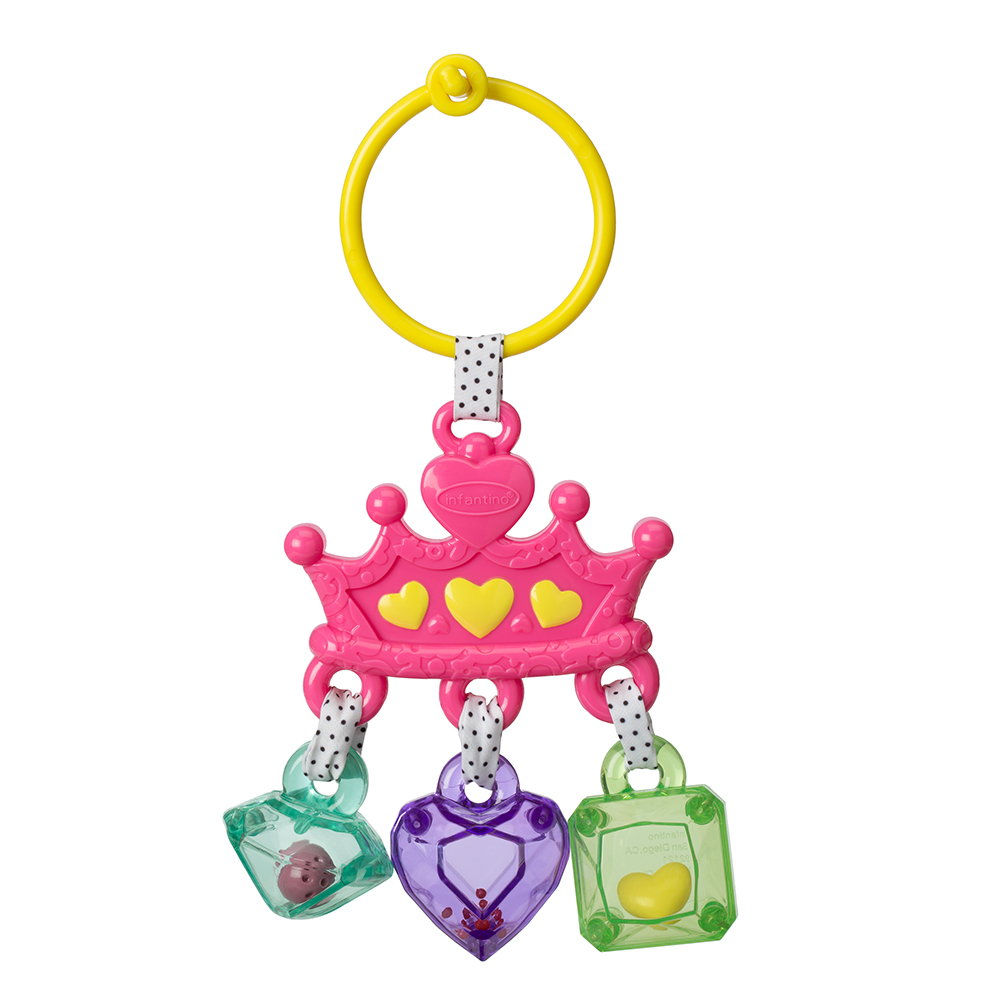 Infantino Tiara Jingle Gem