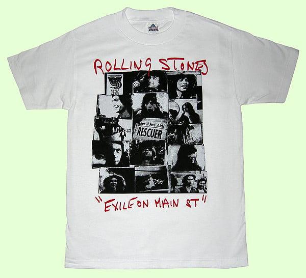 rolling stones t shirt walmart