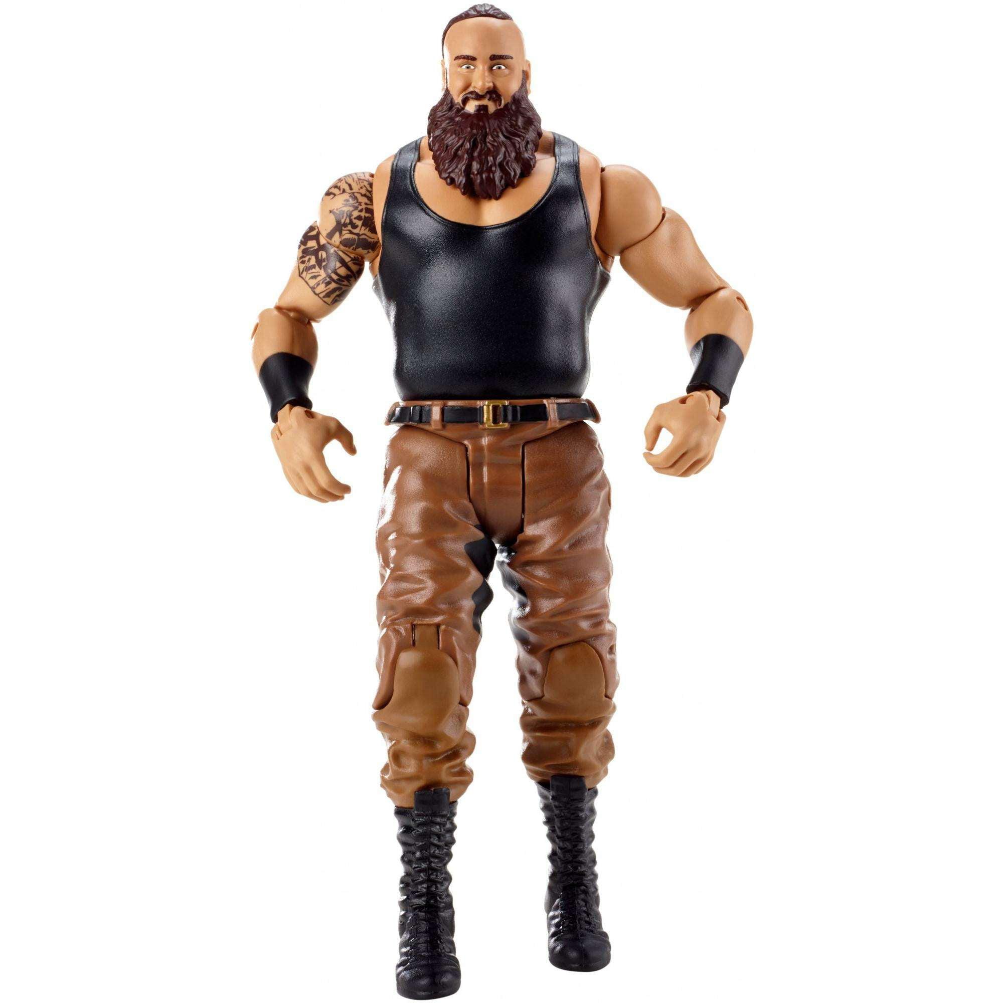 WWE Braun Strowman Figure by Mattel
