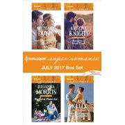 Harlequin Superromance July 2017 Box Set - eBook