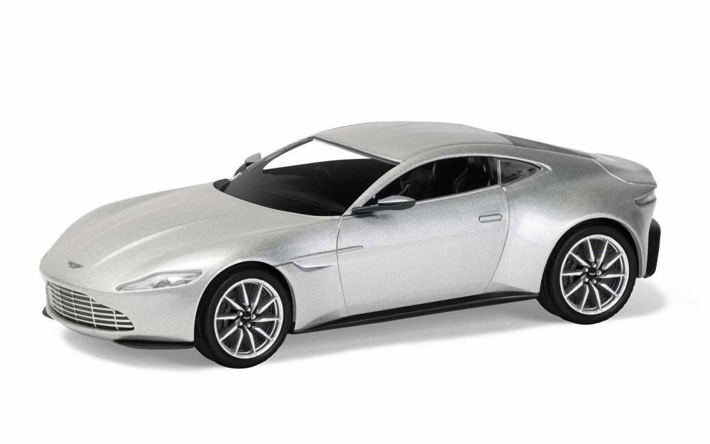 Hot Wheels Aston Martin DB10 Silver NEW FREE POSTAGE WITH TRACKING