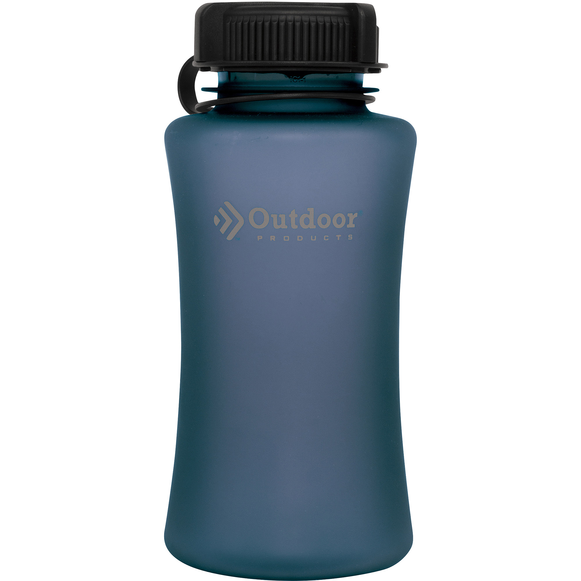 Outdoor Products 1 Liter Cyclone Water Bottle Dress Blue