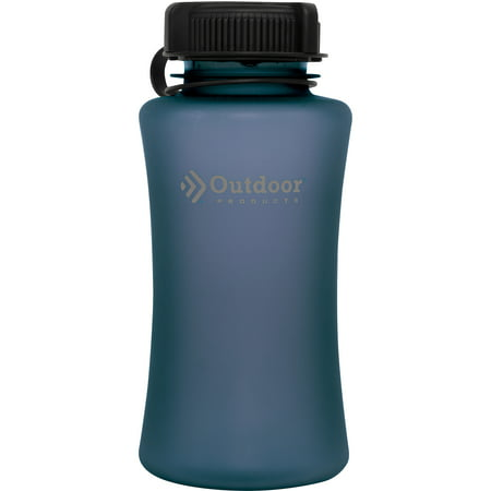 Outdoor Products 1 Liter Cyclone Water Bottle, Dress Blue (Nets Water Bottle)