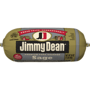 Jimmy Dean® Premium Pork Sage Sausage Roll, 16 oz.