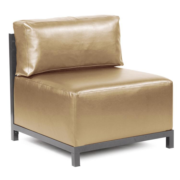 Axis Chair Luxe Gold Titanium Frame by