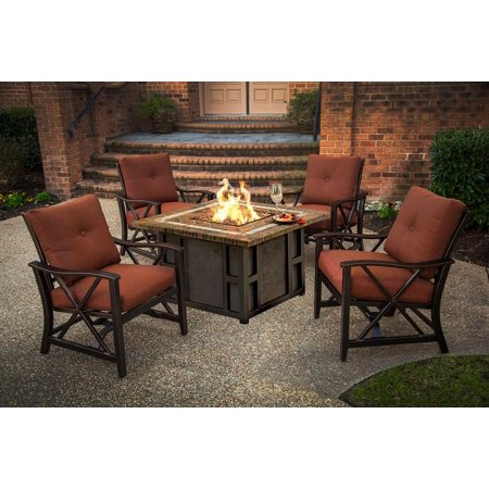 Fire Pit Table Set Clearance