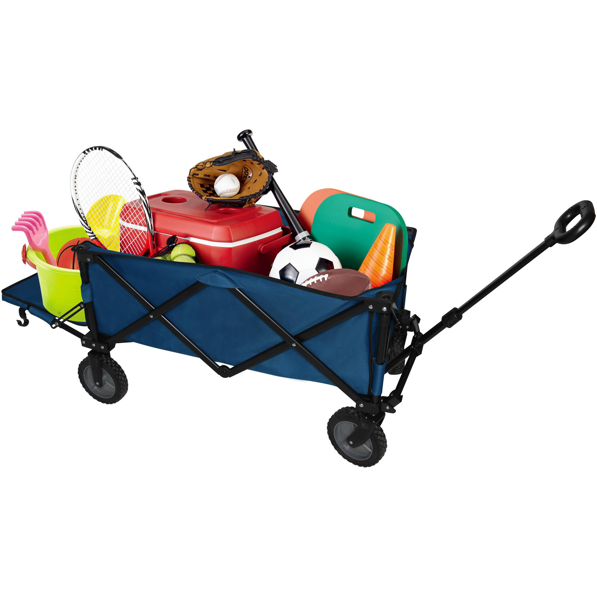 Ozark Trail Wagon with Tailgate, Blue