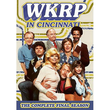WKRP in Cincinnati: The Complete Final Season - Halloween Stores In Cincinnati