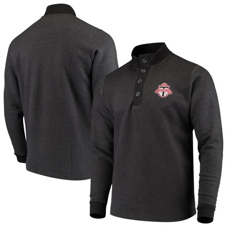 quality design ccf1c c8814 Toronto FC Antigua Pivotal Fleece Pullover Sweatshirt - Black