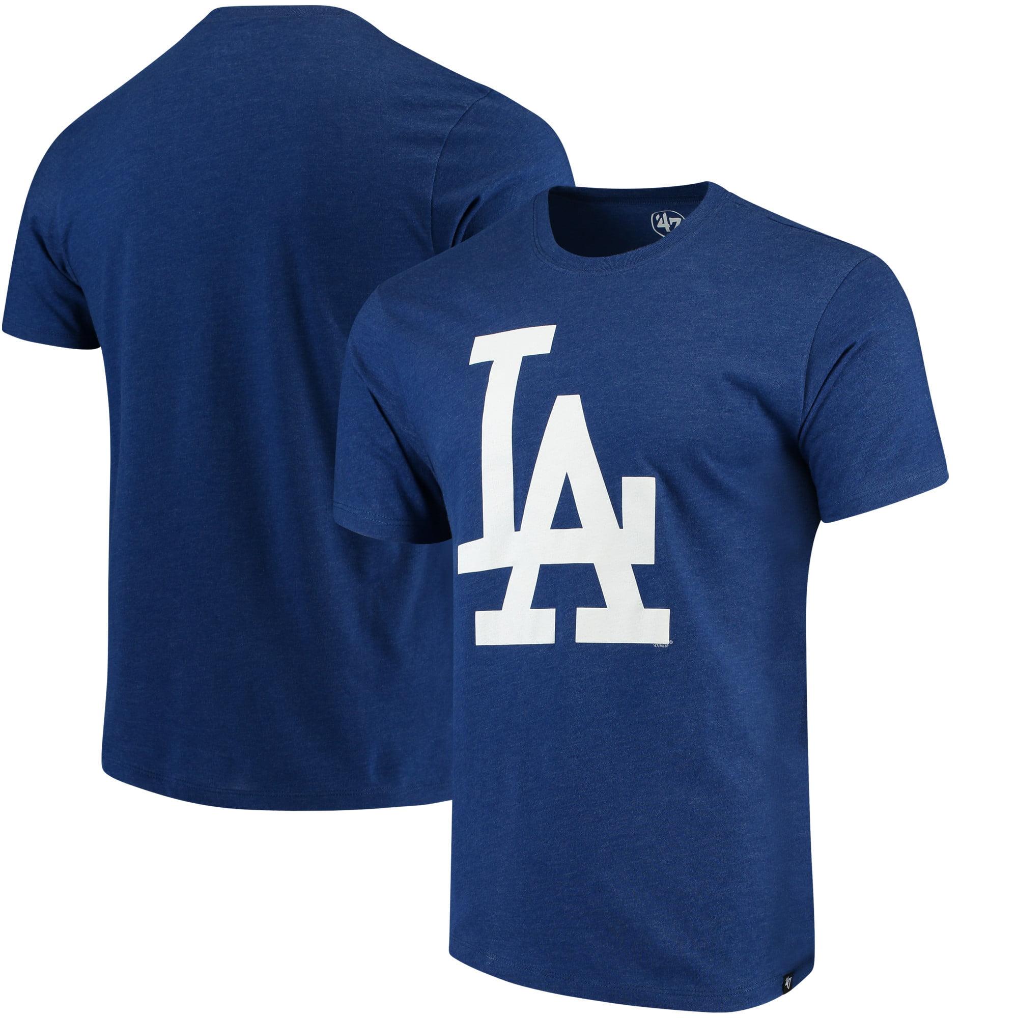 Los Angeles Dodgers '47 Club T-Shirt - Royal