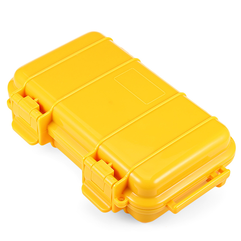 Outdoor Survival Shockproof Waterproof Storage Case Airtight Carry Box Container
