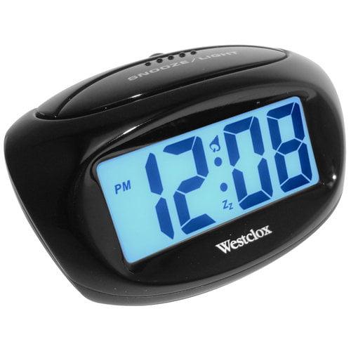 Anonymous Alarm Clock Night Light Travel Table Desk