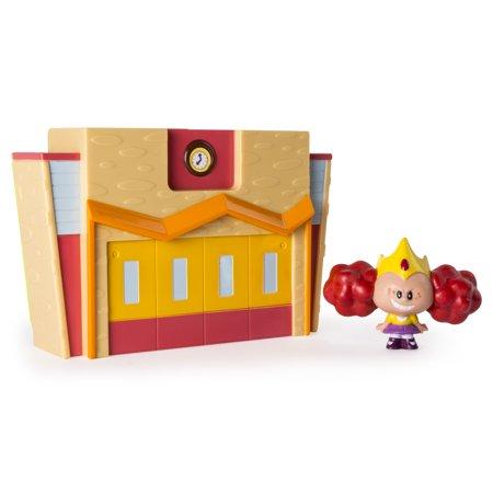 Powerpuff Girls Princess (The Powerpuff Girls, Princess Morbucks Schoolyard Scramble Playset, by Spin)