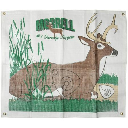 Morrell Targets Bedded Deer Target Faces (Door Beads Target)