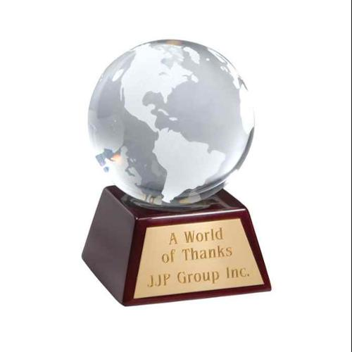 Chass Optical Glass Globe Award