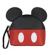 Disney Mickey Mouse Crossbody Purse Ears 3D Domed
