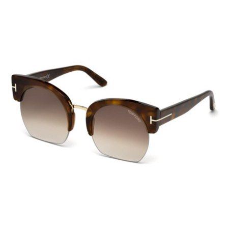 Sunglasses Tom Ford FT 0552 Savannah- 02 53F blonde havana / gradient