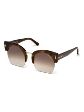 fba3ef336c4 Product Image Sunglasses Tom Ford FT 0552 Savannah- 02 53F blonde havana    gradient brown