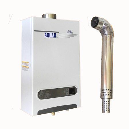 AQUAH PLUS DIRECT VENT LIQUID PROPANE GAS TANKLESS WATER HEATER 10L / 2.7 GPM