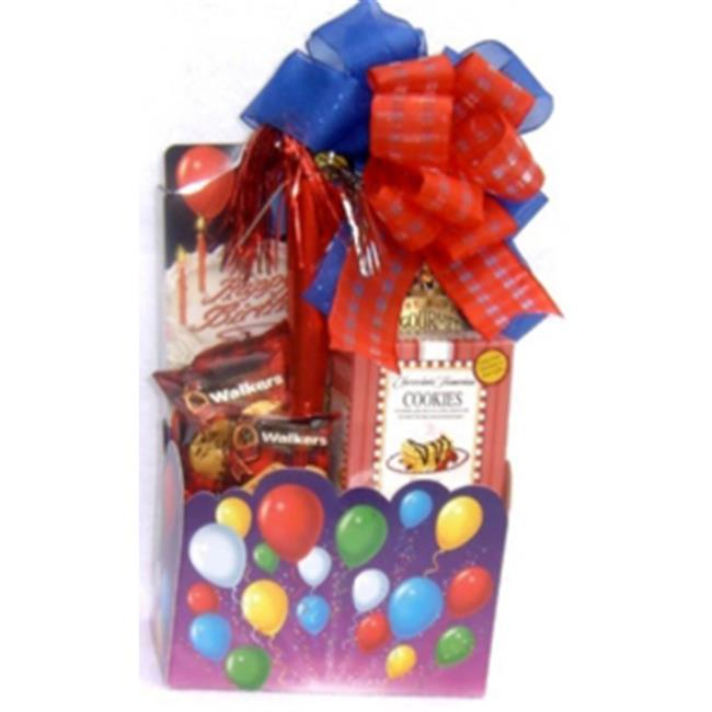 Gift Basket Village BiWi Birthday Wishes Gift Basket