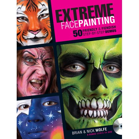 Face Painting Vampire Ideas (Extreme Face Painting)