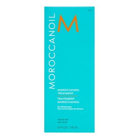 Moroccanoil Oil Treatment Hair Oil with Pump 3.4