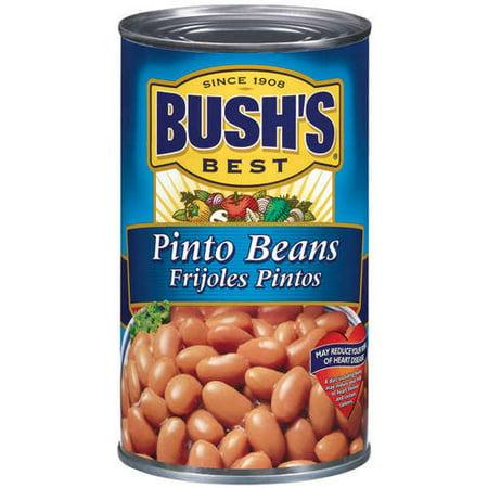 Bush's Best Pinto Beans, 27 oz - Walmart.com