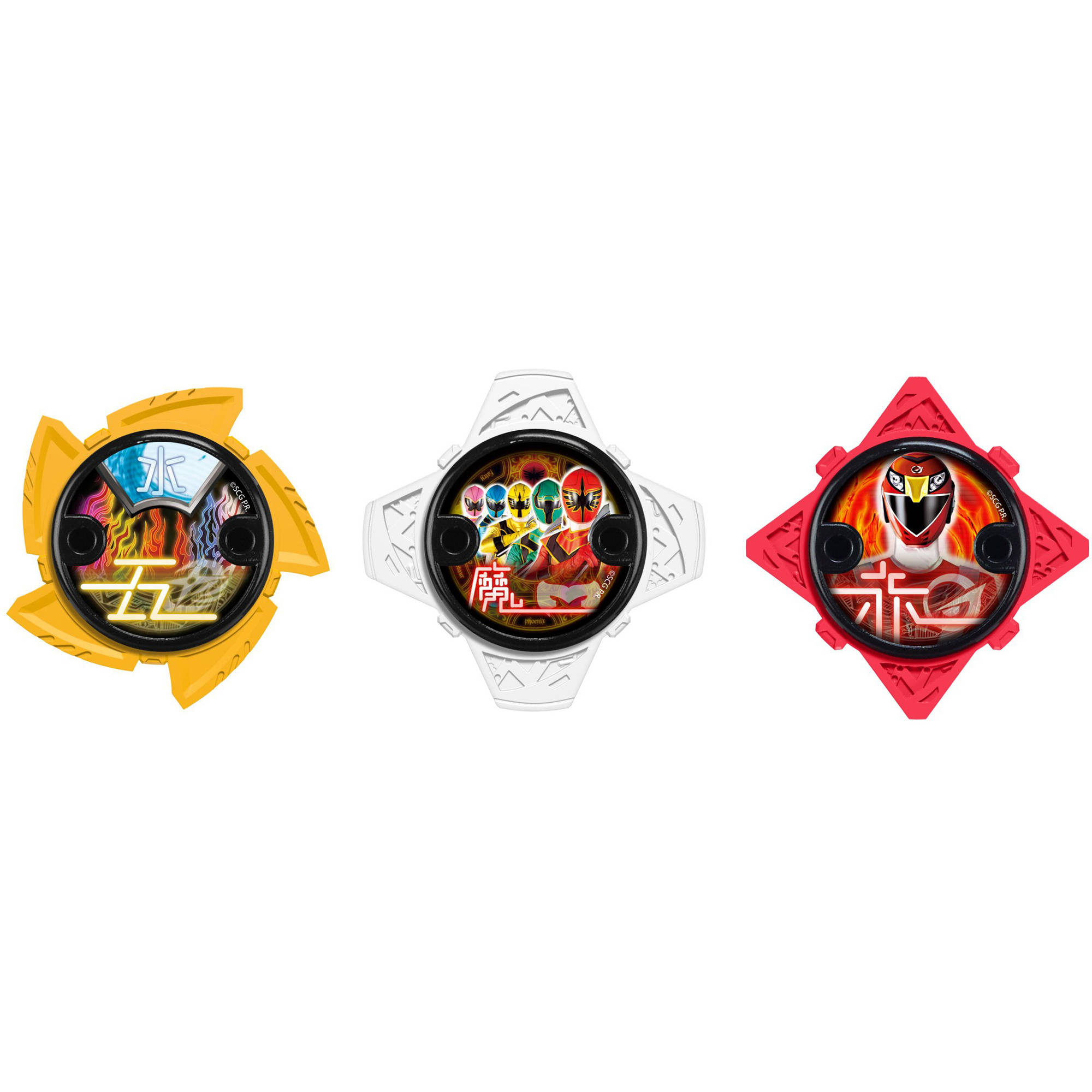 Power Rangers Ninja Steel - Ninja Power Star Pack, 43753
