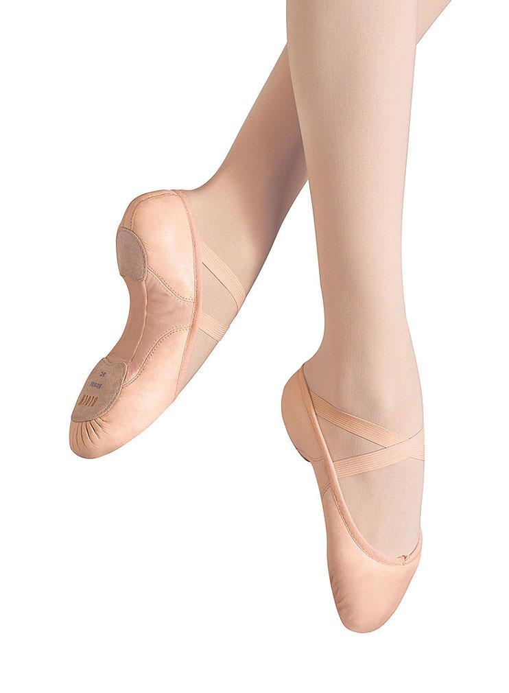 Bloch Womens Proflex Low Top Pull On Ballet & Dance Shoes