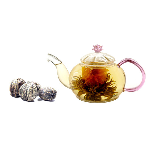 Tea Beyond Juliet 0.63-qt. Blooming Teapot