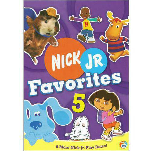 Nick Jr. Favorites, Vol. 5 (Full Frame)