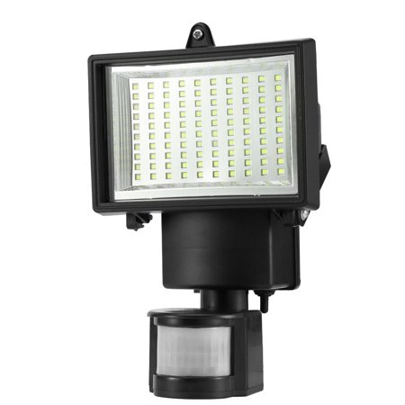 Tbest Bright Solar Energy Sensor Wall Lamp 100 LED SMD Light for Garage Drive Security,LED SMD Light  , Solar Energy Sensor  Lamp