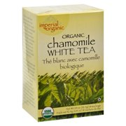 Uncle Lee'S Organic Chamomile White Tea, 18 Tea Bags